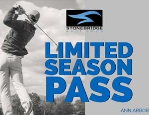 Weekday season golf pass ann arbor golf course 18 holes