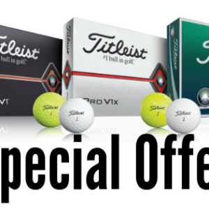 Special Offer Titleist Loyalty Program