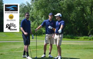Ann Arbor Skins Game Two Man Scramble Golf Tournament