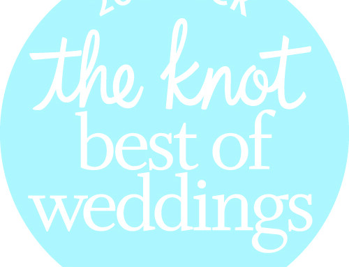 2018 The Knot Best of Weddings Winner