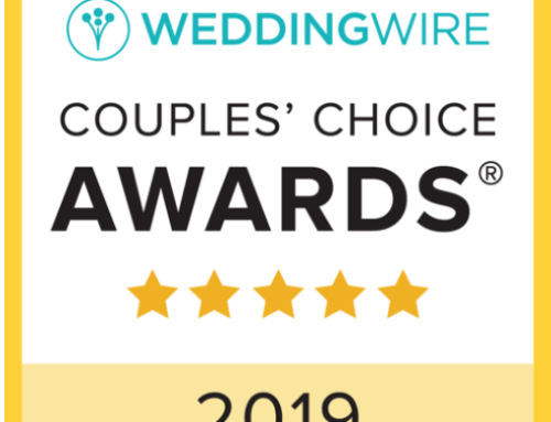 2019 WeddingWire Couple's Choice Award Winner