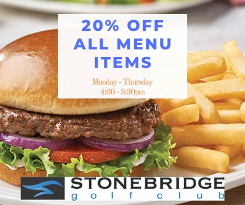 Knights Burgers now available at Stonebridge