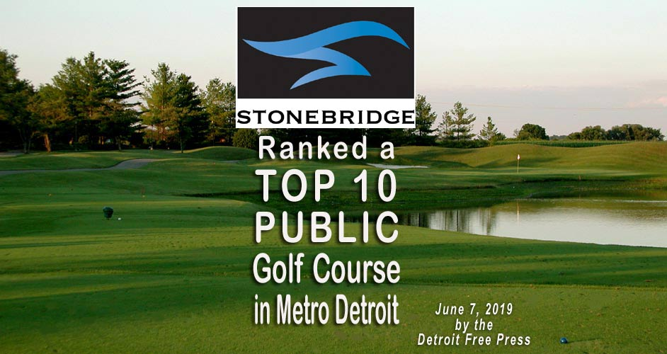 Best Public Golf Course in Metro Detroit