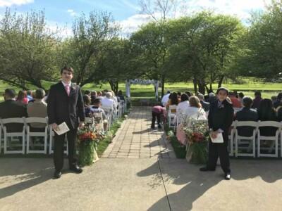 Wedding Reception May 10