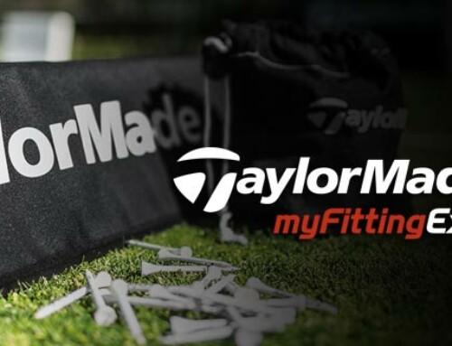 TaylorMade myFittingExpo