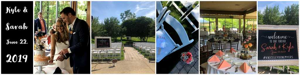 June Wedding in Ann Arbor