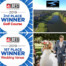 Award Top Golf Course and Top Wedding Venue