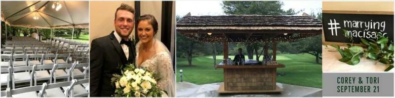 September Wedding in Metro Detroit