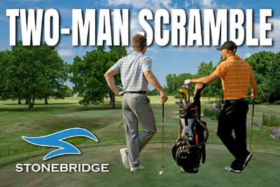 Two Man Scramble