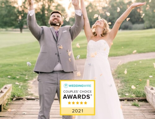 2021 WeddingWire Couple's Choice Award – Top Ann Arbor Wedding Venue