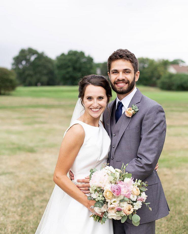 July 10 wedding reception Ann Arbor