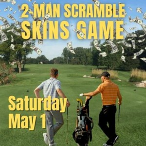 2-Man Scramble in Ann Arbor